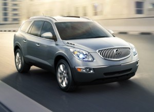 2012 Buick Enclave Columbia SC